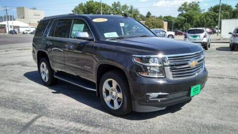 2020 Chevrolet Tahoe for sale at Unzen Motors in Milbank SD