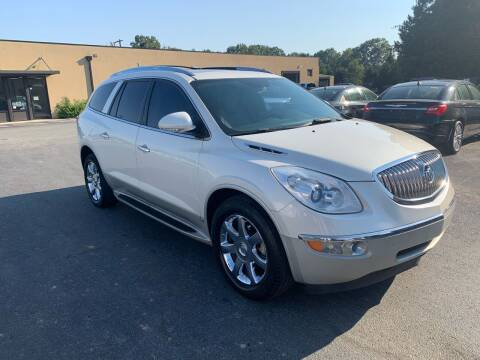 2010 Buick Enclave for sale at EMH Imports LLC in Monroe NC