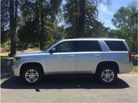 2015 Chevrolet Tahoe for sale at KARS R US in Modesto CA