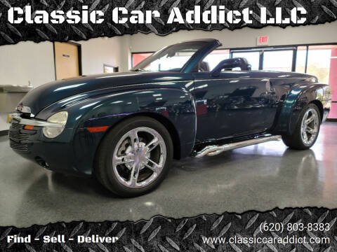 2005 Chevrolet SSR for sale at Classic Car Addict in Mesa AZ