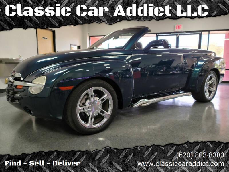2005 Chevrolet SSR for sale at Classic Car Addict in Mesa AZ