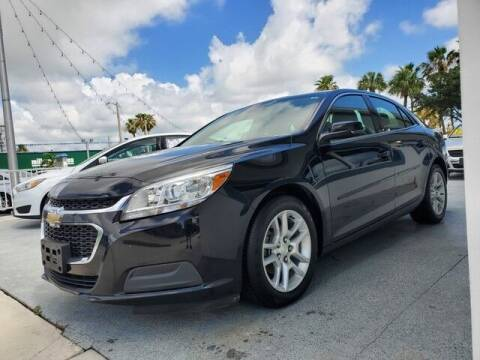 2016 Chevrolet Malibu Limited for sale at Select Autos Inc in Fort Pierce FL