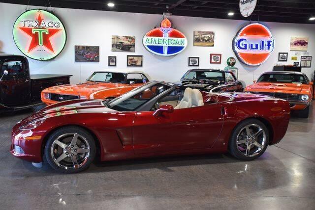 2007 Chevrolet Corvette for sale at Choice Auto & Truck Sales in Payson AZ