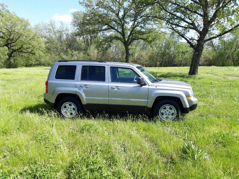 2016 Jeep Patriot for sale at Rustys Auto Sales - Rusty's Auto Sales in Platte City MO