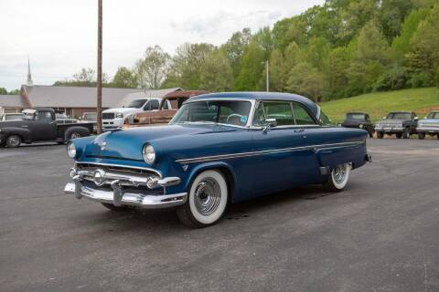 1954 Ford Crestline for sale at Curts Classics in Dongola IL