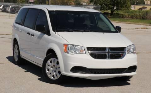 2019 Dodge Grand Caravan for sale at Big O Auto LLC in Omaha NE