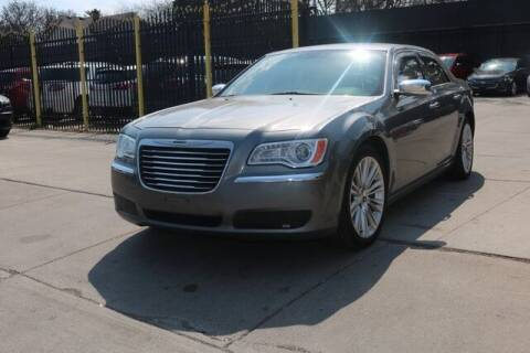 2012 Chrysler 300 for sale at F & M AUTO SALES in Detroit MI