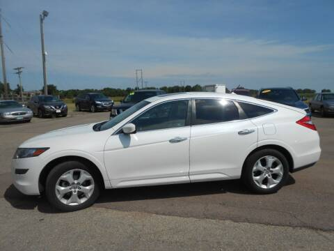 2011 Honda Accord Crosstour for sale at Salmon Automotive Inc. in Tracy MN