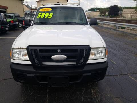 2008 Ford Ranger for sale at Discovery Auto Sales in New Lenox IL