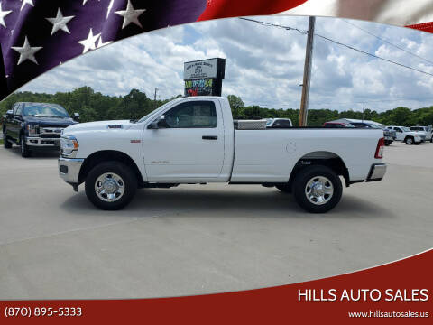 2021 RAM Ram Pickup 2500 for sale at Hills Auto Sales in Salem AR