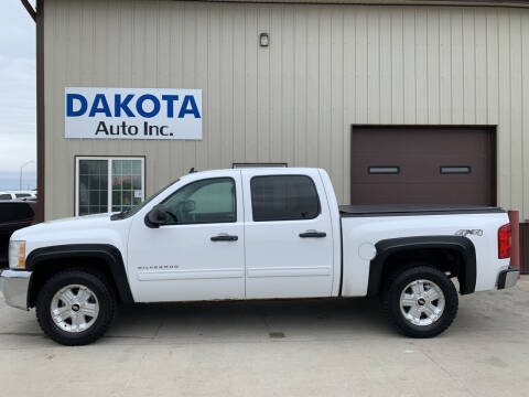 2013 Chevrolet Silverado 1500 for sale at Dakota Auto Inc. in Dakota City NE