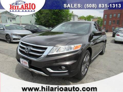 2015 Honda Crosstour for sale at Hilario's Auto Sales in Worcester MA