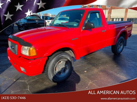 2004 Ford Ranger for sale at All American Autos in Kingsport TN