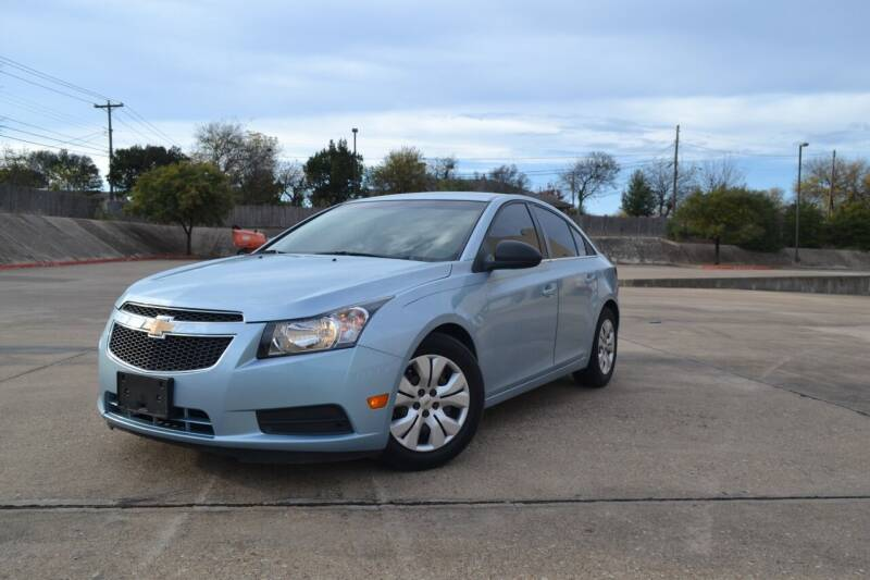 2012 Chevrolet Cruze for sale at Royal Auto LLC in Austin TX