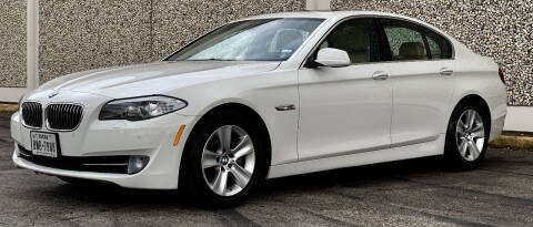 2012 BMW 5 Series for sale at Texas Auto Corporation in Houston TX