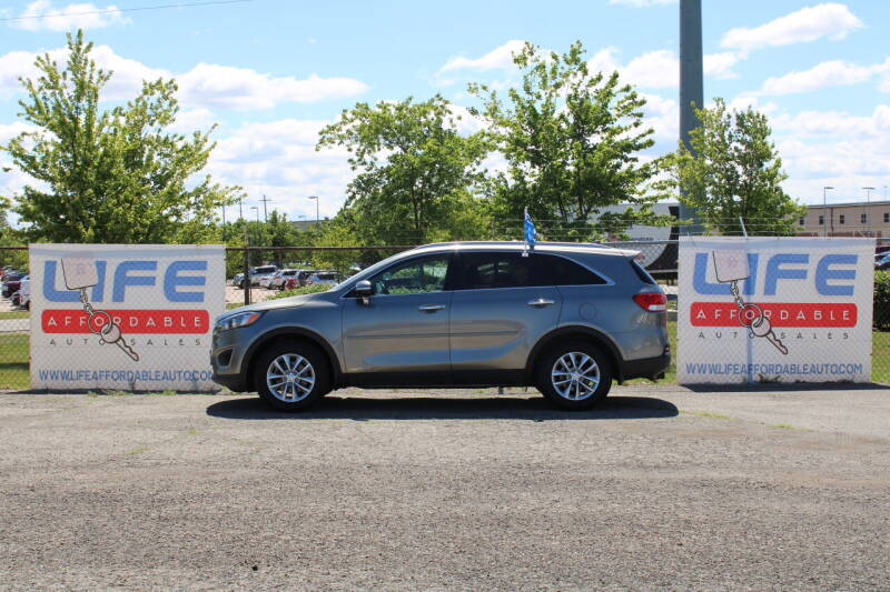 2016 Kia Sorento for sale at LIFE AFFORDABLE AUTO SALES in Columbus OH