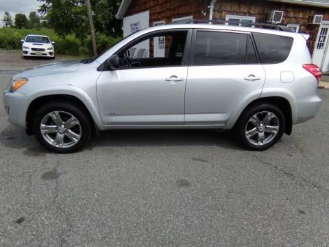 2011 Toyota RAV4 for sale at Trade Zone Auto Sales in Hampton NJ