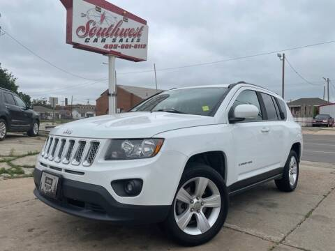 2016 Jeep Compass for sale at Southwest Car Sales in Oklahoma City OK