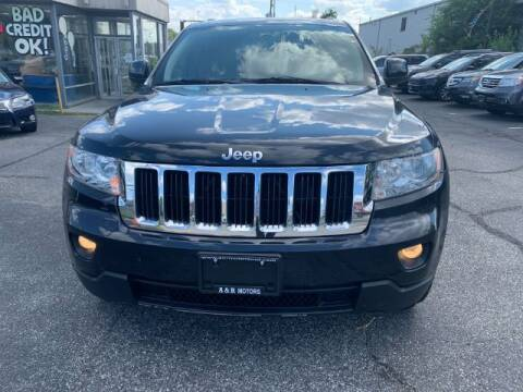 2012 Jeep Grand Cherokee for sale at A&R Motors in Baltimore MD
