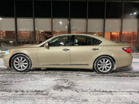 2007 Lexus LS 460 for sale at You Win Auto in Metro MN