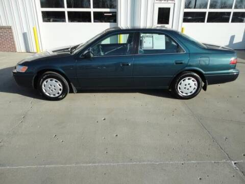 1998 Toyota Camry for sale at Quality Motors Inc in Vermillion SD