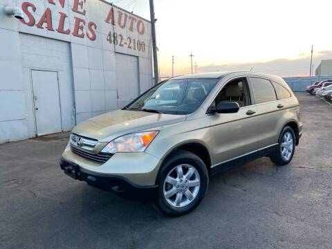 2008 Honda CR-V for sale at Fine Auto Sales in Cudahy WI