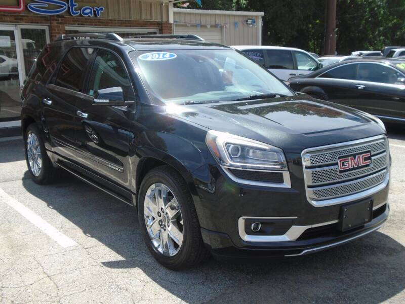 2014 GMC Acadia for sale at AutoStar Norcross in Norcross GA