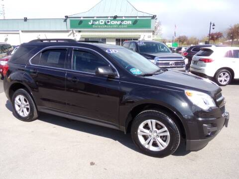 2014 Chevrolet Equinox for sale at Jim O'Connor Select Auto in Oconomowoc WI