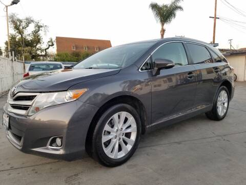 2013 Toyota Venza for sale at Olympic Motors in Los Angeles CA