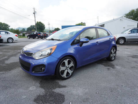2012 Kia Rio 5-Door for sale at CHAPARRAL USED CARS in Piney Flats TN