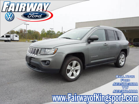 2014 Jeep Compass for sale at Fairway Ford in Kingsport TN