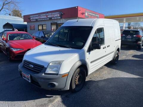 2013 Ford Transit Connect for sale at International Motors in Laurel MD