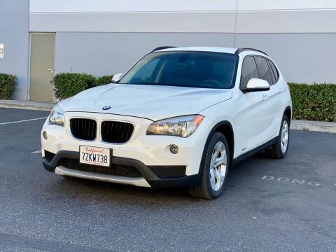 2013 BMW X1 for sale at Carfornia in San Jose CA