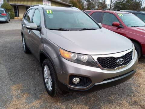 2011 Kia Sorento for sale at IDEAL IMPORTS WEST in Rock Hill SC