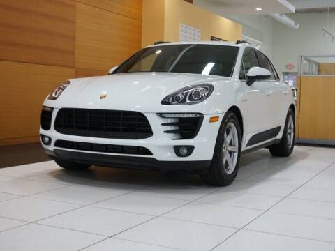 2017 Porsche Macan for sale at PORSCHE OF NORTH OLMSTED in North Olmsted OH