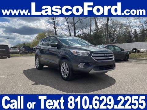 2019 Ford Escape for sale at LASCO FORD in Fenton MI