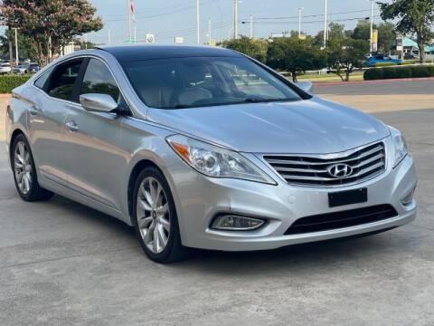 2013 Hyundai Azera for sale at AWESOME CARS LLC in Austin TX
