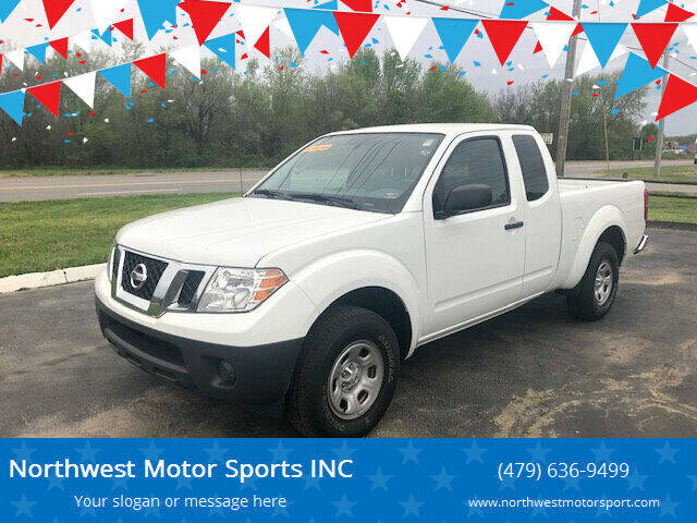 2016 Nissan Frontier for sale at Northwest Motor Sports INC in Rogers AR