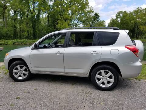 2007 Toyota RAV4 for sale at Auto Link Inc in Spencerport NY