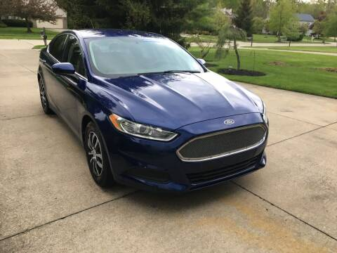 2014 Ford Fusion for sale at Payless Auto Sales LLC in Cleveland OH