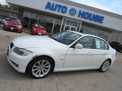 2011 BMW 3 Series for sale at Auto House Motors in Downers Grove IL
