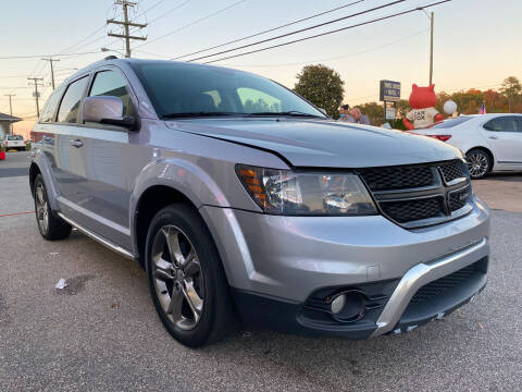 2016 Dodge Journey for sale at RVA Automotive Group in North Chesterfield VA