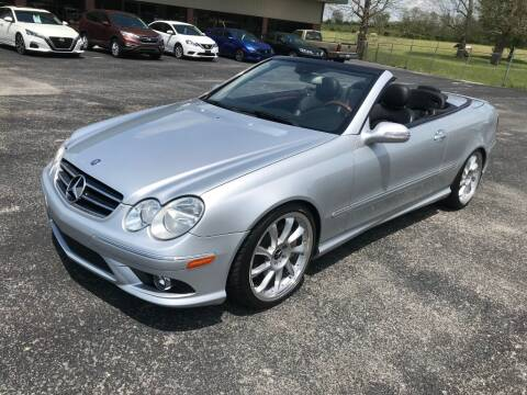 2006 Mercedes-Benz CLK for sale at Martin's Auto in London KY