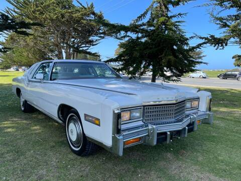 1978 Cadillac Eldorado for sale at Dodi Auto Sales in Monterey CA