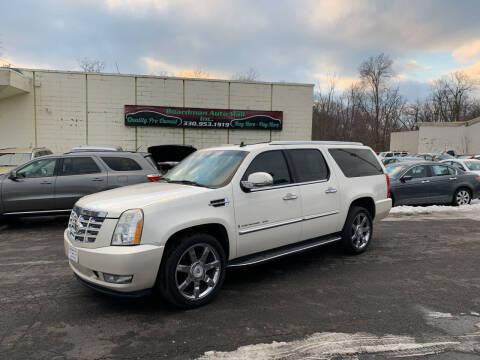 2008 Cadillac Escalade ESV for sale at Boardman Auto Mall in Boardman OH