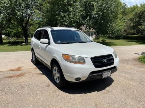2008 Hyundai Santa Fe for sale at CARWIN MOTORS in Katy TX