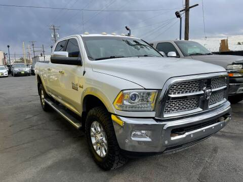 2016 RAM Ram Pickup 2500 for sale at New Wave Auto Brokers & Sales in Denver CO