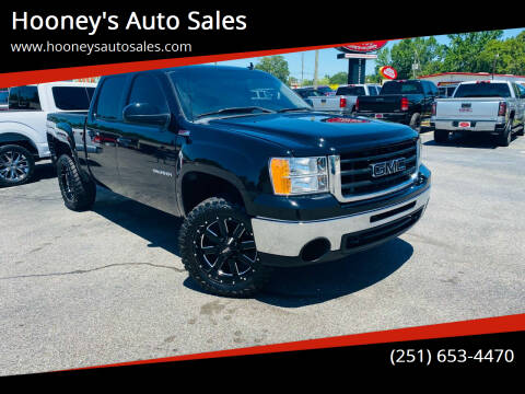 2013 GMC Sierra 1500 for sale at Hooney's Auto Sales in Theodore AL
