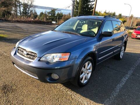 2007 Subaru Outback for sale at KARMA AUTO SALES in Federal Way WA