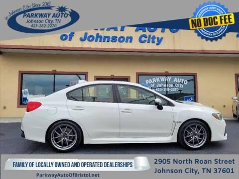 2016 Subaru WRX for sale at PARKWAY AUTO SALES OF BRISTOL - PARKWAY AUTO JOHNSON CITY in Johnson City TN